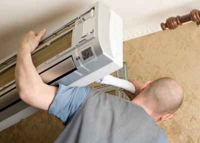 instalar aire acondicionado en casa