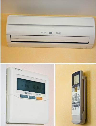 técnicos instaladores de aire acondicionado